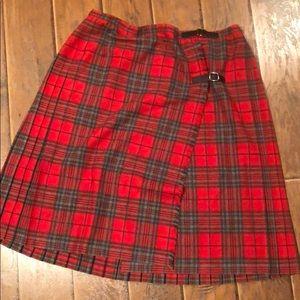 🇬🇧 Vintage Mosbrook  Wool Skirt